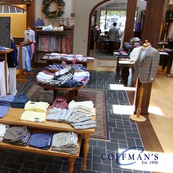 Coffman's Mens Wear Store
