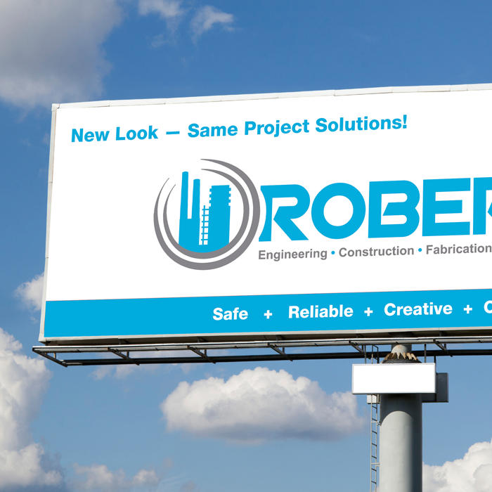 Roberts Billboard design