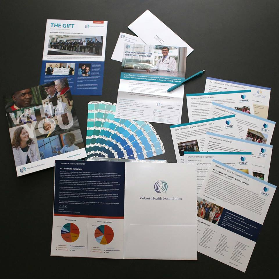 Various Vidant Collateral