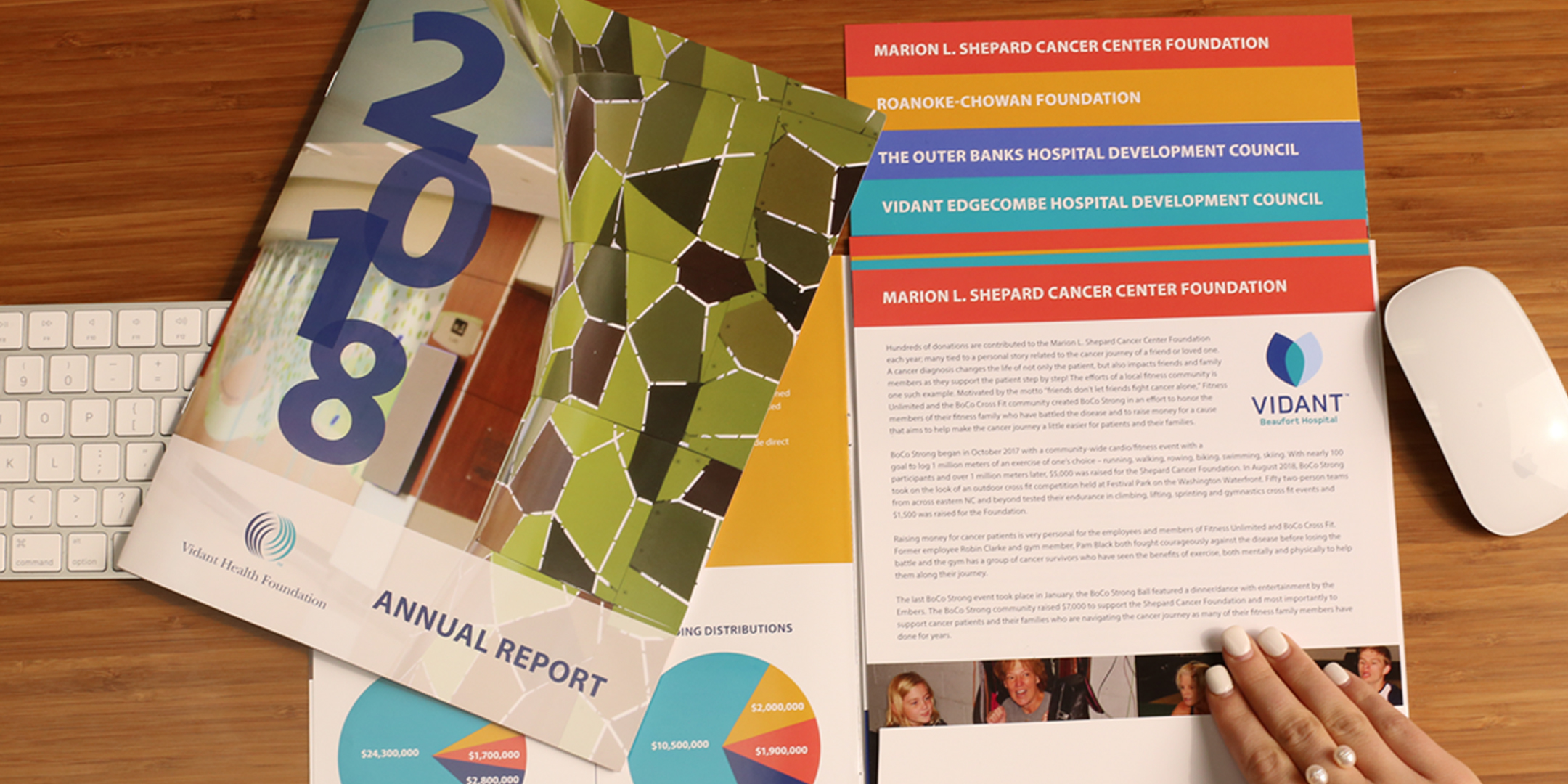 Vidant Health 2018 Annual Report 2018